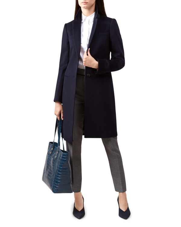Hobbs London Tilda Wool Coat  336e75e06