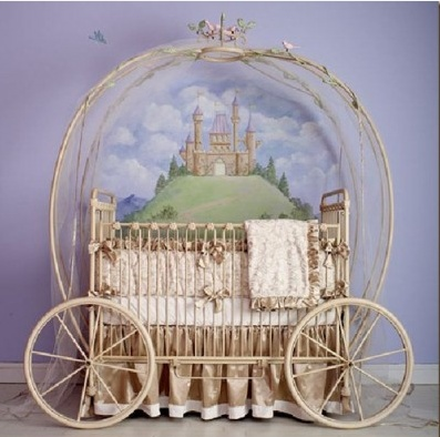 carriage baby crib