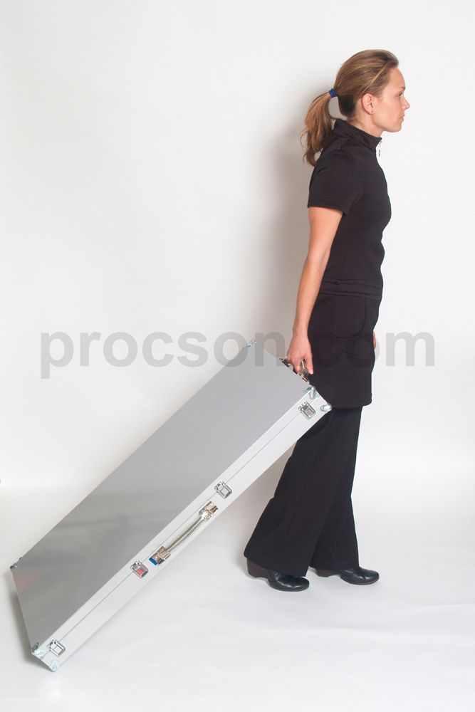 Arc Lectern Flight Case. This is a great option for production companies or churches on the move. It is a lightweight flight case that keeps your lectern safe when being transported around. We have had many requests over the years, from audio companies and churches wanting a road case.