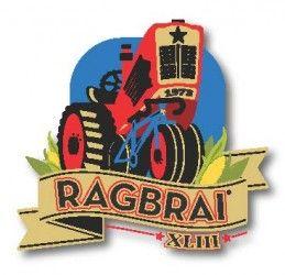 Introducing the RAGBRAI XLIII Logo!