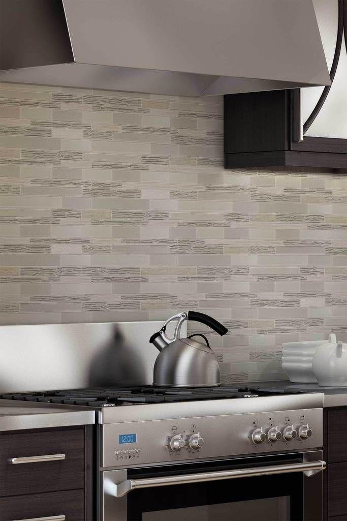 Amazing Mto0121 Modern Linear Gray Glossy Matte Glass Stone Mosaic Download Free Architecture Designs Scobabritishbridgeorg
