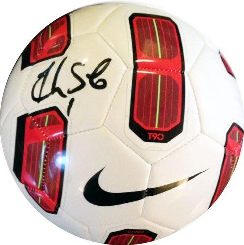 Hope Solo Signed Team USA Nike Soccer Ball $139.99