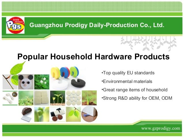 Slideshare Popular Household Hardware EU Standards, the trending items for fashion, convenient & comfortable home life! Details from http://www.gzprodigy.com | #BabySafety #homefashion | homesafety