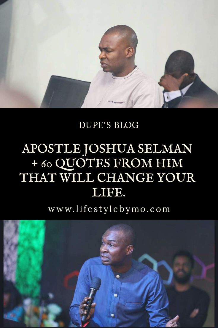 how to hear from god by apostle joshua selman