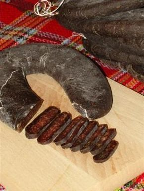Суджук и Луканка – вяленая колбаса (болгарская кухня)