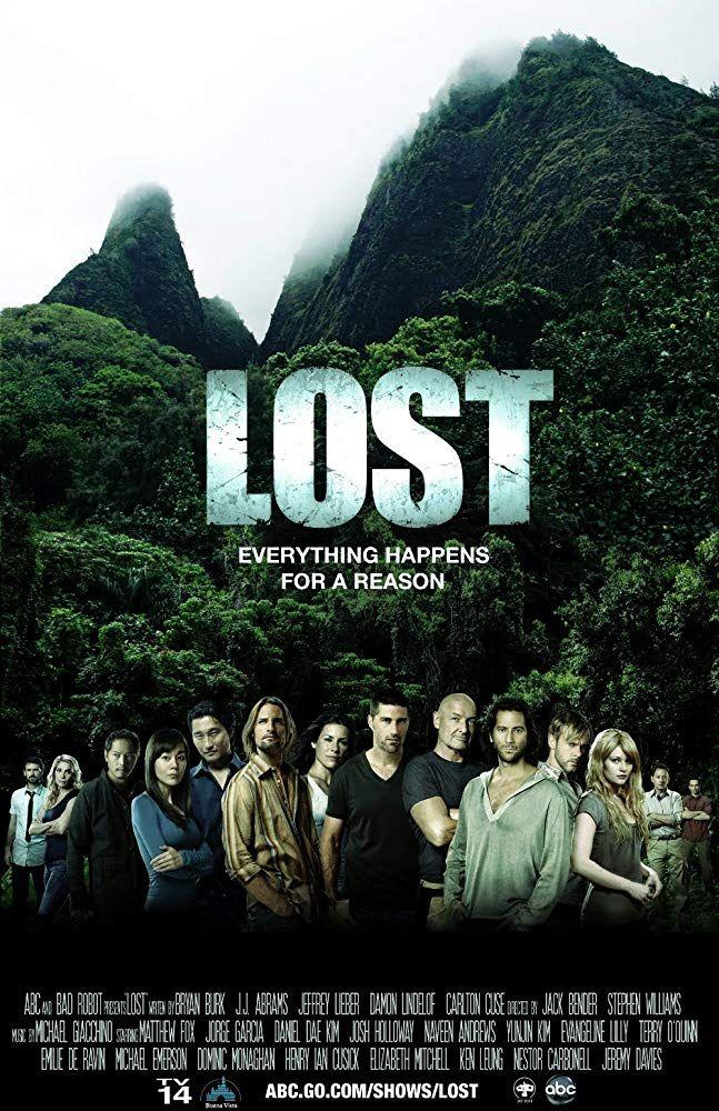 Lost Tv Series 2004 2010 Imdb Lost Tv Show Lost Poster Lost Movie