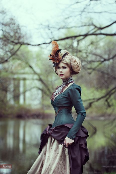 - Model: Tatiania Ichtchenko - Photography: Lenin ...