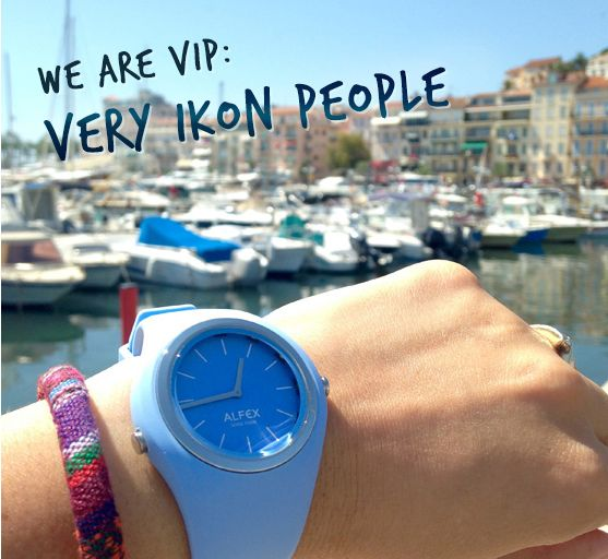 """PARTECIPATE IN OUR COMPETITION """"WE ARE VIP: VERY IKON PEOPLE""""! Take a picture with your IKON watch and post it on your Facebook profile within 29.05.2016. Don't forget to indicate @alfexIKON or to tag """"alfexIKON"""" and to mention """"We are VIP: Very IKON People"""". You can post the photo on Instagram as well, using #alfex #ikon #vip You will receive a 25% discount coupon to be used in our online store (new collection excluded). All your photos will be posted on this Facebook page and if…"""