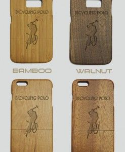 http://woodcases.co/product/bicycle-polo-engraved-wood-phone-case/