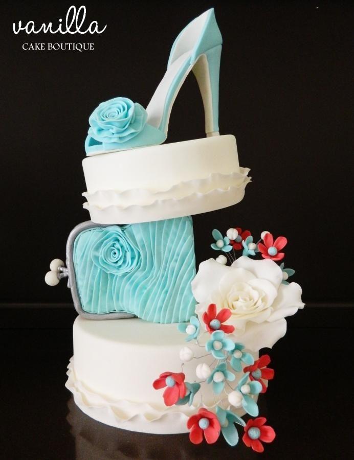 478 best Fashion Cakes images on Pinterest Descendants cake