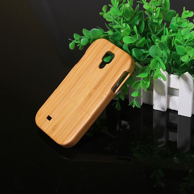 2014 nieuwe aankomst voor Galaxy s4 natuurlijke bamboe houten geval van de dekking harde achterkant voor samsung galaxy s4 i9500 hoge beschermende in 2014 nieuwe aankomst voor Galaxy s4 natuurlijke bamboe houten geval van de dekking harde achterkant voor samsung galaxy van Phone Bags & Cases op AliExpress.com | Alibaba Groep