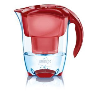 Buy BRITA Elemaris Meter Cool Water Filter Jug - Red at Argos.co.uk - Your Online Shop for Water jugs and filters.