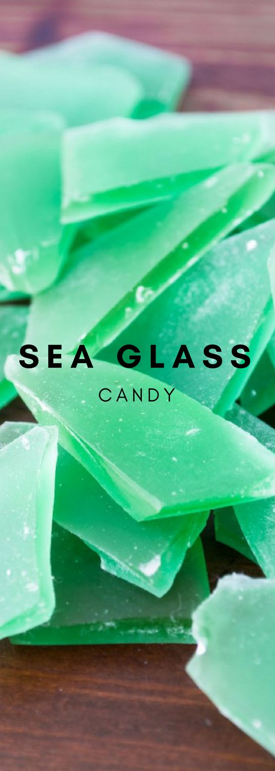 This Sea Glass Candy is one of those classic 'I saw it on Pinterest' type of deals.  It caught my eye, I made it, and it turned out so perfectly I knew I needed to share it with you.  If you're wistful about the summer ending and want to preserve a little bit of its spirit, this is the project for you!
