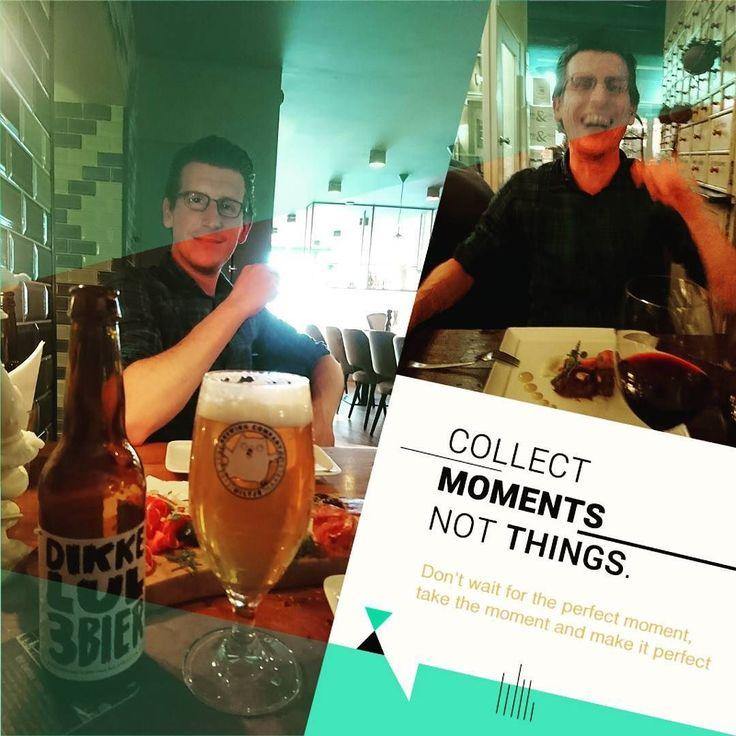 Bevrijdingspop lekker biertje  heerlijk eten  goede wijn  fijne gesprekken met een lieve vriend zijn dierbare momenten. (Het bier in Haarlem is een beetje vreemd maar wel lekker )
