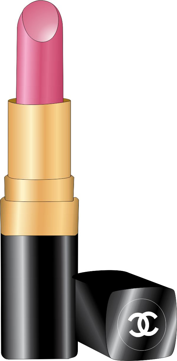 batom-channel-vetor-gratis-free-desenho-ilustração-lipstick-lips