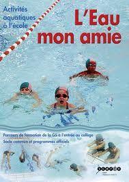 Pour la pratique de la natation à l'école.