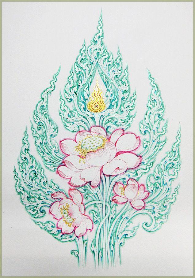 Lotus of dharma