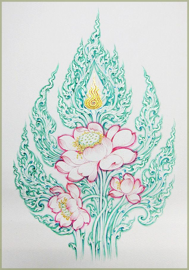 Lotus of dharma