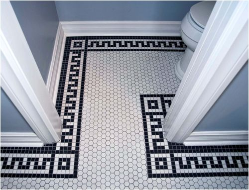 210 best images about bathrooms on pinterest subway tile for 1930s floor tiles