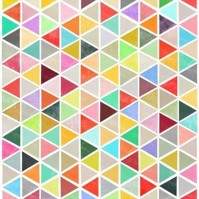 unfolding 3 art print by garima