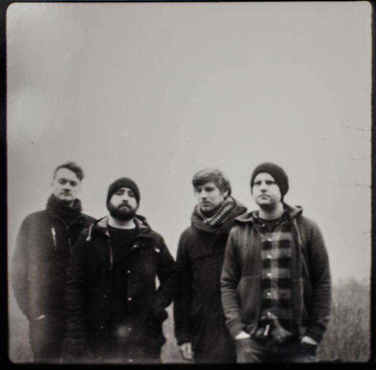 Bandphotography, Lehnen, Analog, Polaroid, Bandportrait