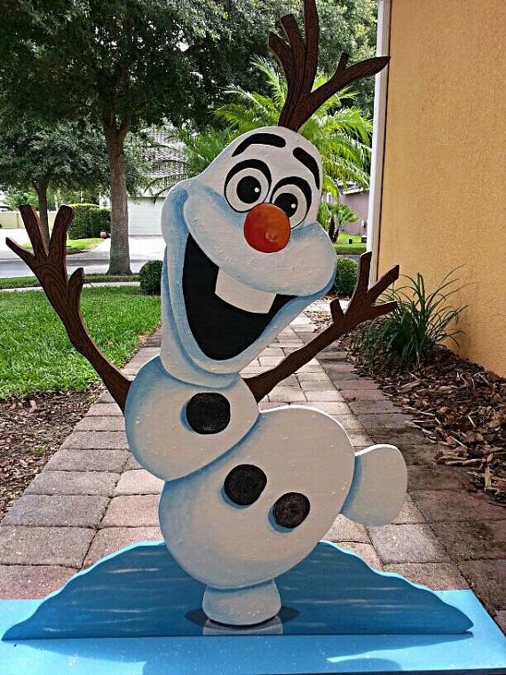 40 best plywood yard decorations images on Pinterest Yard - disney christmas yard decorations