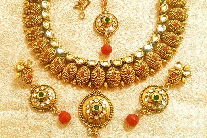 Kerala Bridal Gold Jewellery