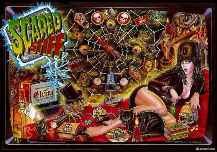 Scared Stiff 1996