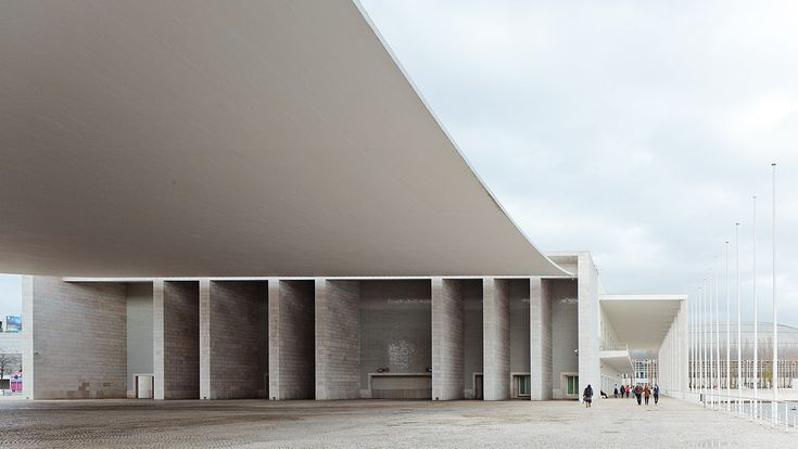 Fotografia e Arquitetura: Pedro Kok,Pavilhão de Portugal, Lisboa – Álvaro Siza © Pedro Kok