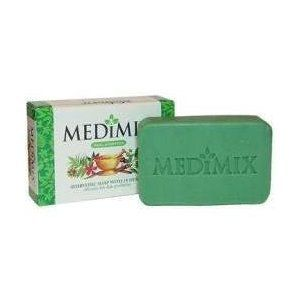 Medimix Medimix Soap Large 125 g bar (Pack of 4) by Medimix. $3.96. Country of origin: India. 125 g bar. Please read all label information on delivery.