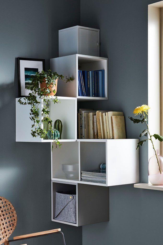 Bien Ranger Dans Une Petite Chambre Nos 10 Solutions Qui Ont Tout Bon Deco Maison Interieur Deco Maison Etagere Deco