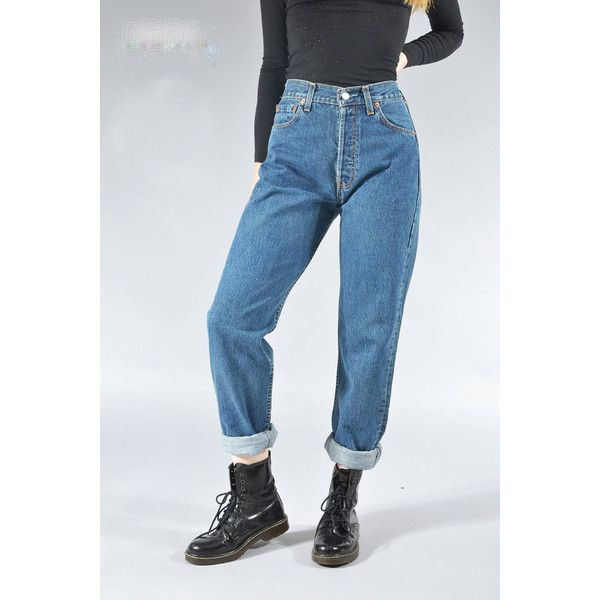 good selling low price footwear Levis 882 vintage high waist W32 L34 boyfriend pants mom ...