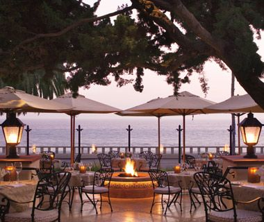 America's Best Beach Hotels from Travel + Leisure Four Seasons Biltmore Santa Barbara