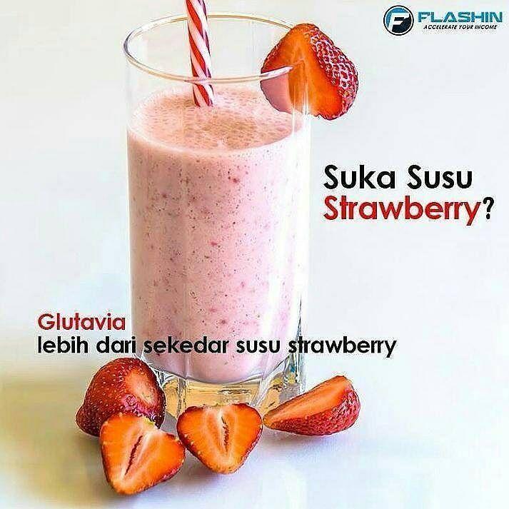Glutavia merupakan minuman suplemen dengan rasa strawberry. Mengapa strawberry yang dipilih?  karena selain rasanya yang nikmat strawberry juga memiliki manfaat yang baik bagi tubuh.  Tahukah kamu? Satu cangkir strawberry kurang lebih 255 gram dapat memenuhi lebih dari 13% asupan serat harian yang disarankan. Dan tahukah anda bahwa seiring bertambah nya usia dan aktivitas kita dapat mengurangi kandungan glutathione dan colagen dlm tubuh kita.. . . Kabar baiknya Glutathione & Collagen adalah…
