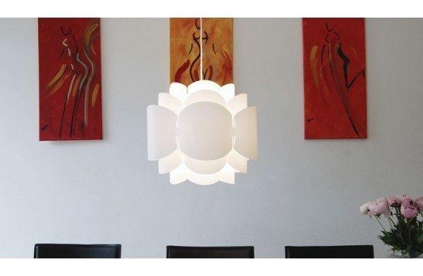 Lampa Alba Vita Copenhagen Design - biała