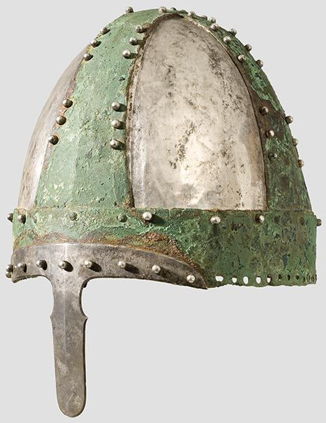 5th/6th Century central European Spangenhelm