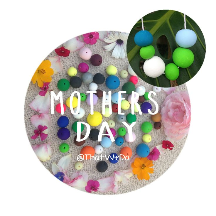 Dads, sit down with your child and help them choose a @ThatWeDo necklace, bracelet or gift pack for the amazing mum in their lives. https://www.etsy.com/au/shop/ThatWeDo