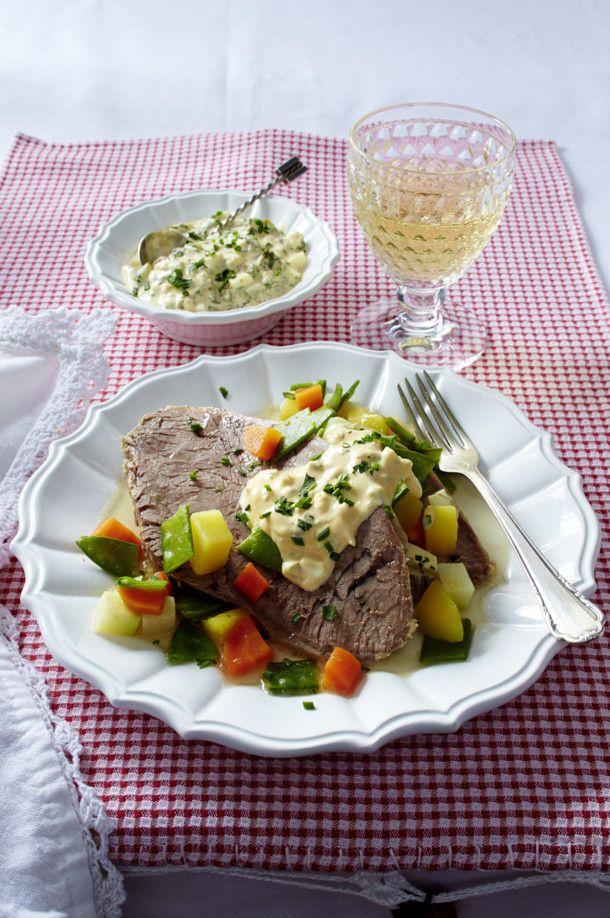 Unser beliebtes Rezept für Sauce Gribiche zu Tafelspitz und Bouillon-Gemüse und mehr als 55.000 weitere kostenlose Rezepte auf LECKER.de.