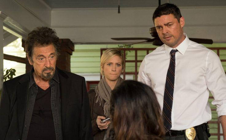 Προς τα τέλη του προηγούμενου έτους είχαμε αναφερθεί στο νέο αστυνομικό θρίλερ/μυστηρίου (με κάποια στοιχεία τρόμου) με τον Al Pacino και πολλούς ακόμα αξιόλογους ηθοποιούς που φέρει τον τίτλο... Περισσότερα στο horrormovies.gr