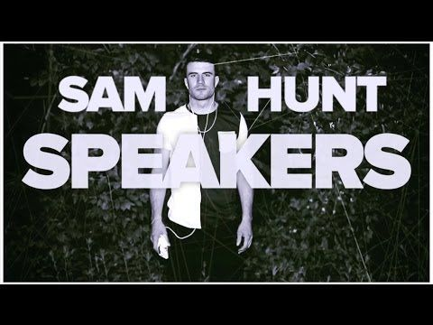▶ Sam Hunt - Speakers // Acoustic Mixtape Video -  omg love this and him! Sexy!!