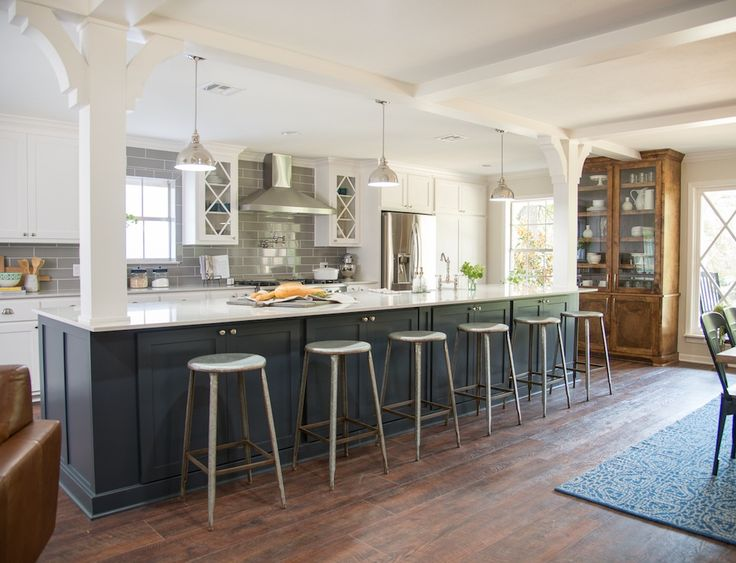305 best images about kitchen on pinterest barndominium for Kitchen ideas joanna gaines