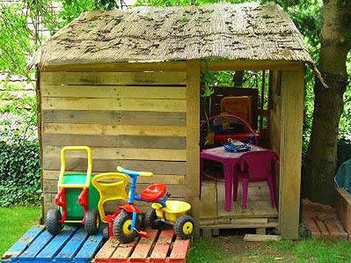 Игровые домики для детей 7