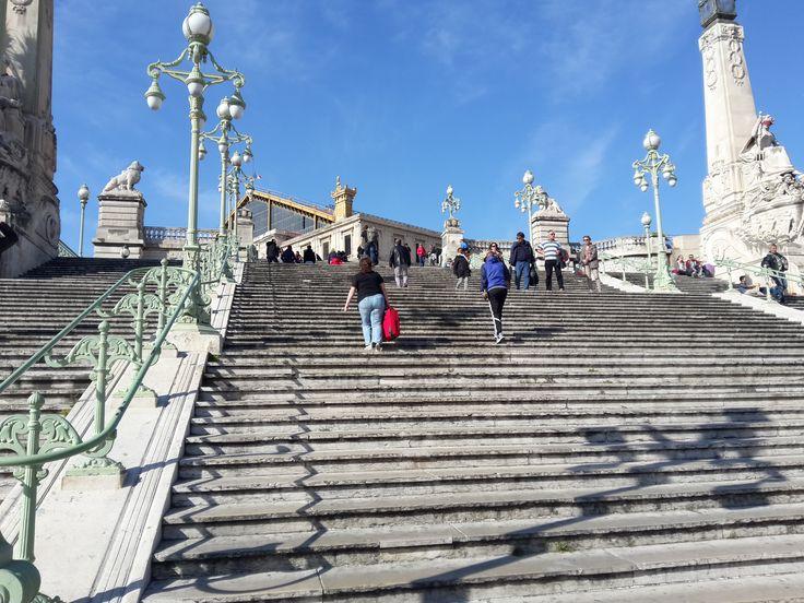 Les 64 meilleures images du tableau marseille sur pinterest marseille civilisation et europe - Distance gare saint charles port marseille ...