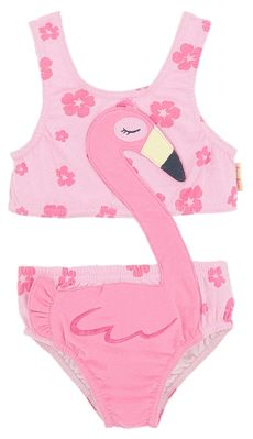 Flamingo Fun  Baby Swimsuits