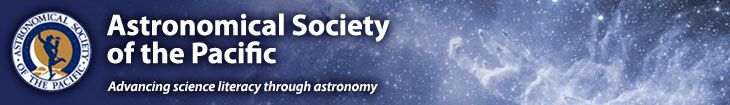 Website: this site is full of ideas for early concepts on astronomy for teachers and parents alike for children of all ages!