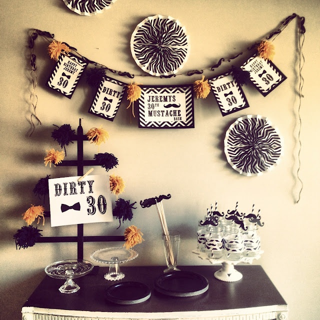 181 best Adult Birthday Party images on Pinterest Birthday party