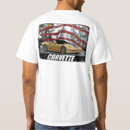 2000 Lingenfelter Corvette T-Shirt - classic gifts gift ideas diy custom unique