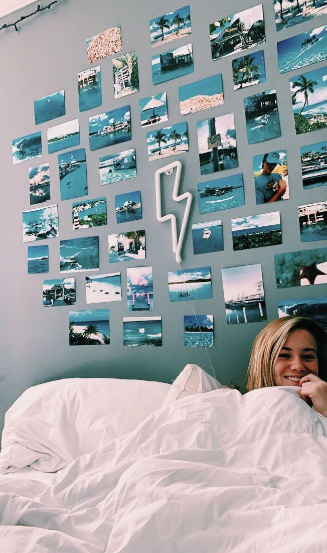 P I N T E R E S T Hanahbergman Wall Decor Bedroom