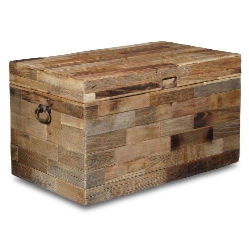 Find it at the Foundary - Old Elm Reclaimed 36W x 18.5H in. Wood - 25+ Best Ideas About Wood Trunk On Pinterest Wood Mirror