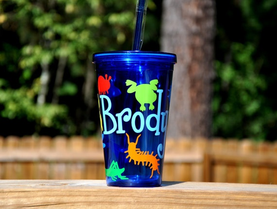 11 Best Images About Plastic Tumblers With Lids And Straws